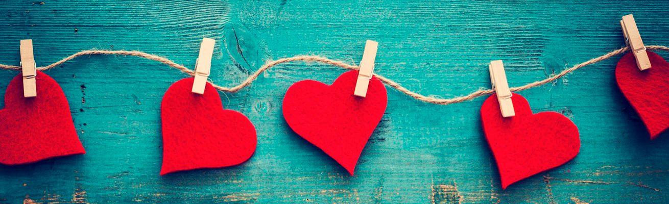 14 февраля: что дарить на Валентинов день?