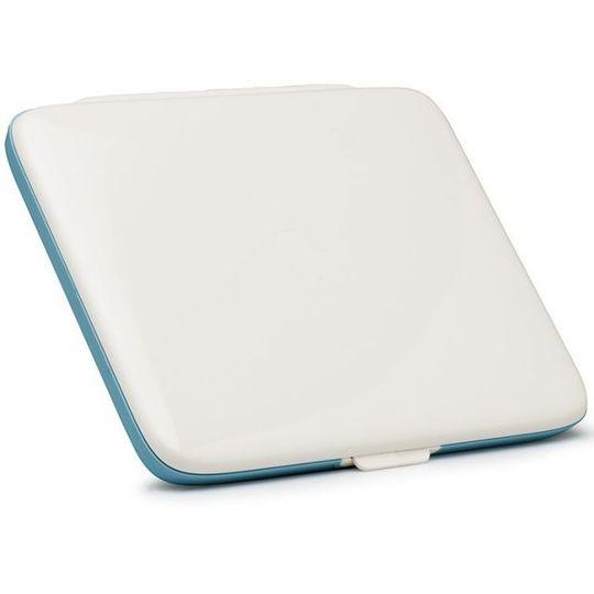 Ланч-бокс FoodBook (Бело-голубой)