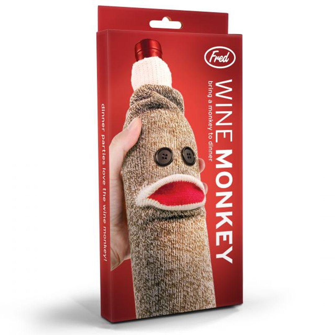 Чехол для бутылки Wine Monkey