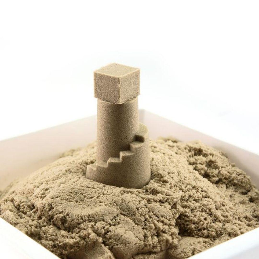 Умный песок