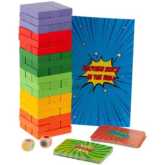 Настольная игра с заданиями Another Brick in the wall