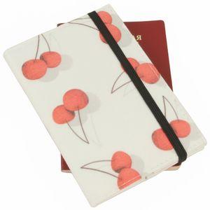 Обложка для паспорта Cherry