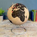 Пробковый мини-глобус Mini Cork Globe