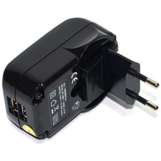 USB Сетевой адаптер 2 разъема