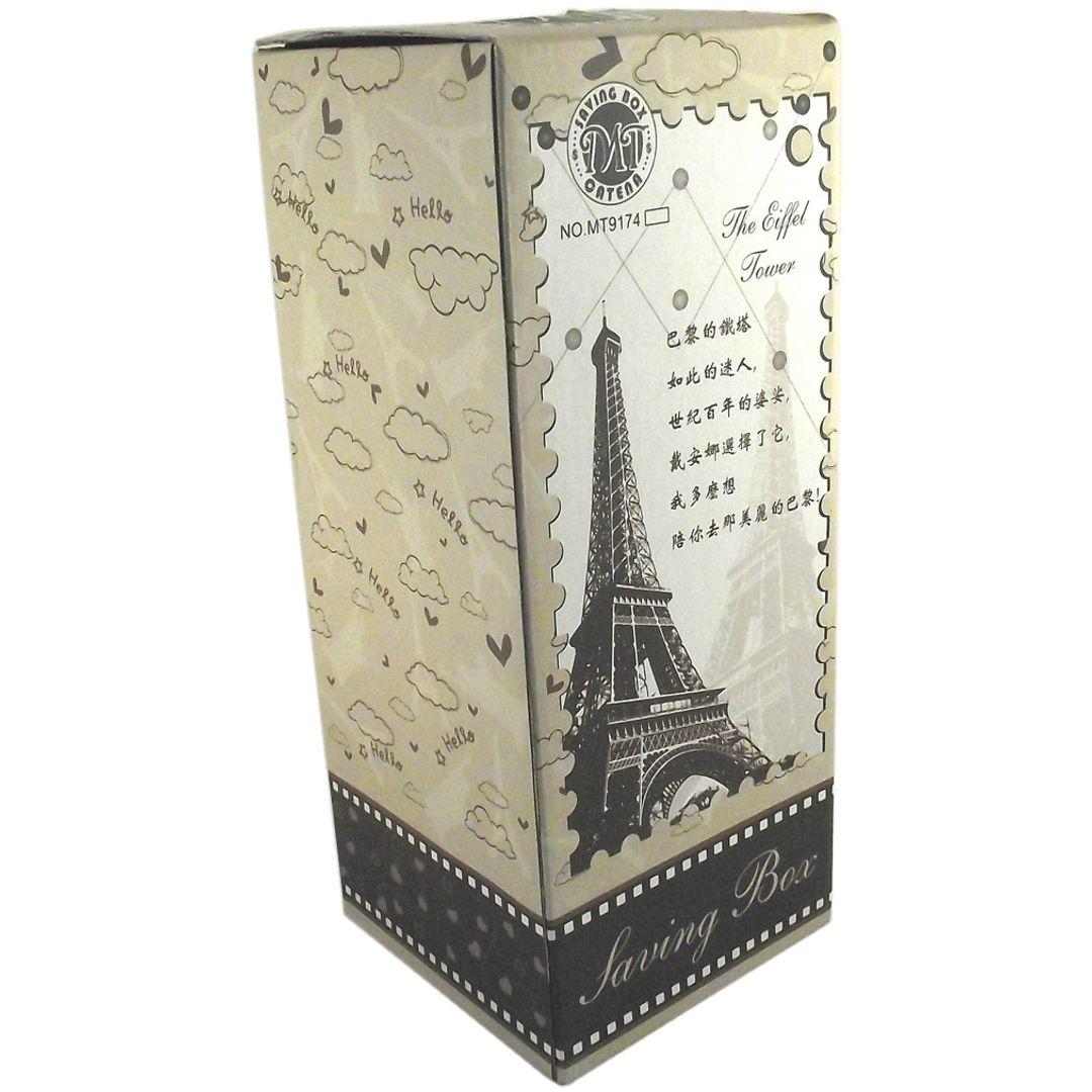 Копилка Эйфелева башня Упаковка