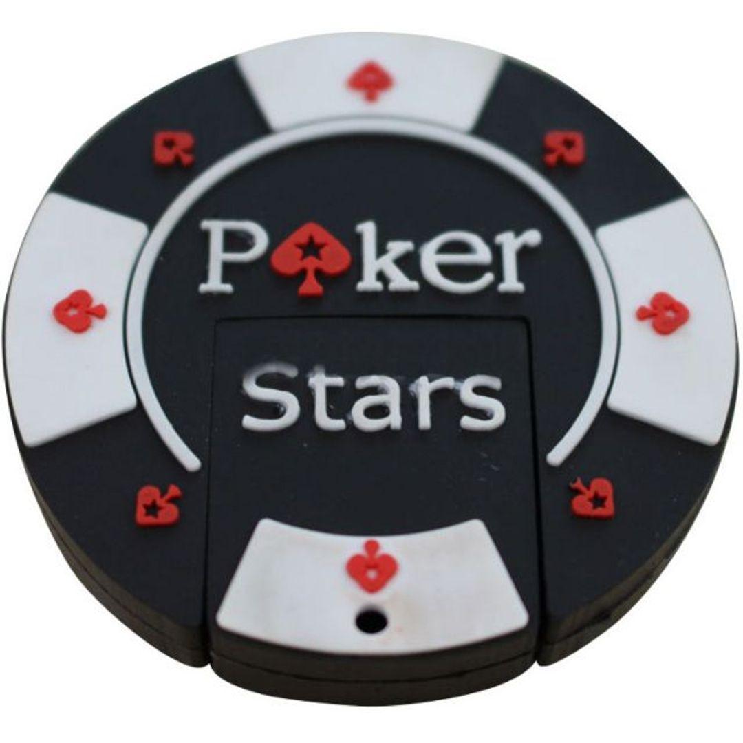 Флешка Покер Poker Stars 8 Гб