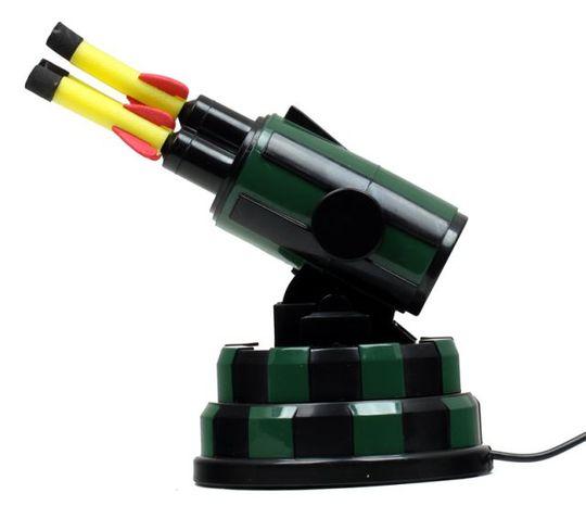 USB Ракетная установка
