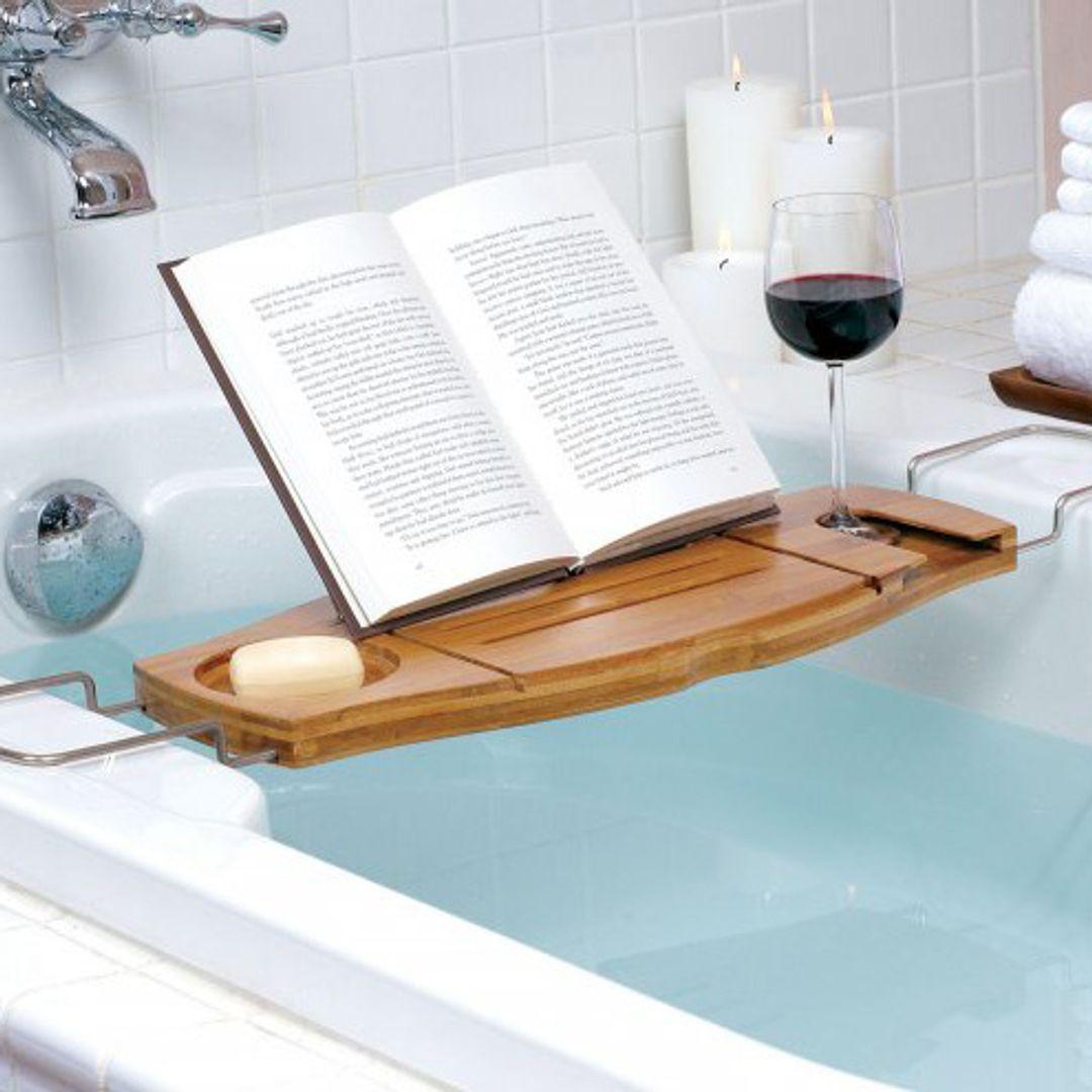 Столик для ванной Umbra Aquala