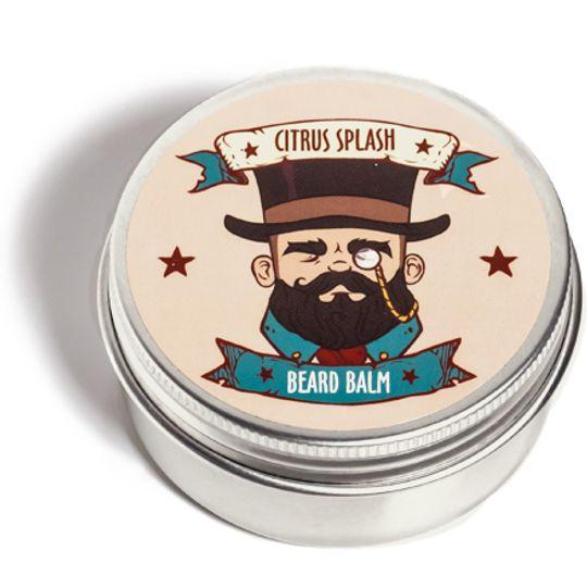 Бальзам для бороды Borodist Citrus Splash Упаковка