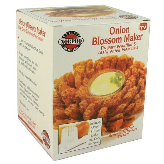 Форма для приготовления закусок Onion Blossom Maker Упаковка