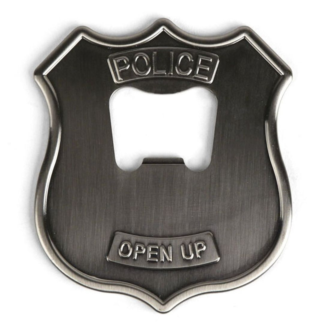 Открывашка Полицейский значок