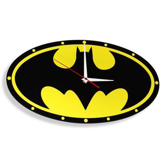 Часы настенные Бэтмен