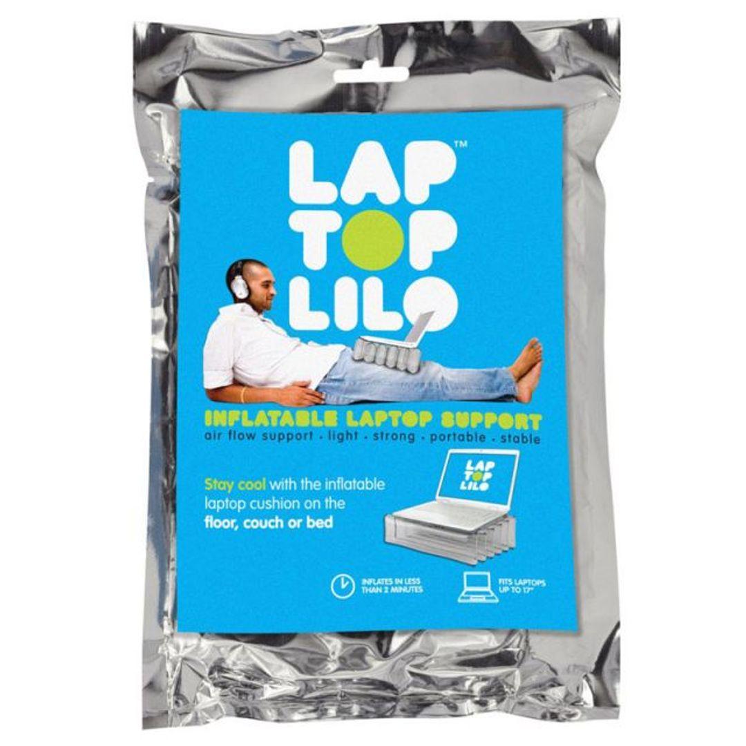 Надувная подставка для ноутбука lilo