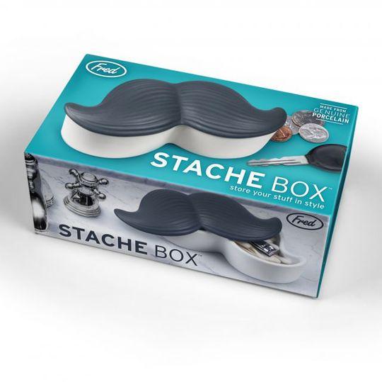 Шкатулка Усы Stache Box Упаковка