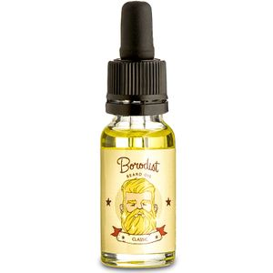 Масло для бороды Borodist Beard Oil Classic (15 мл)
