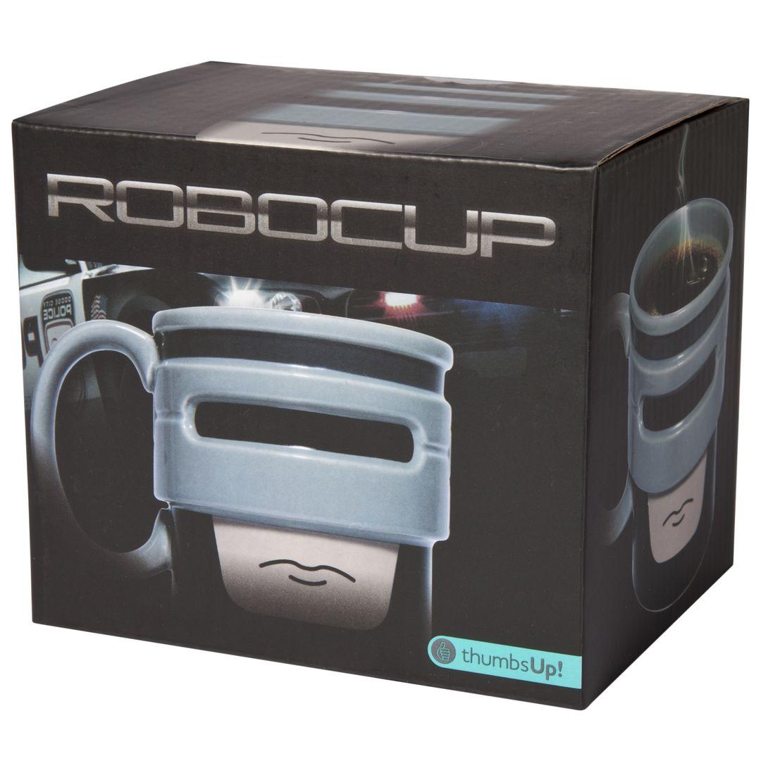 Кружка Робокоп Robocup Упаковка