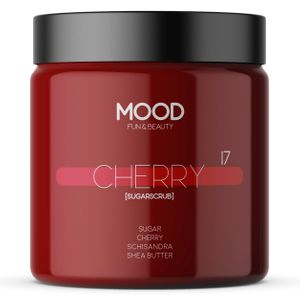 Сахарный скраб MOOD CHERRY №17 (mini)