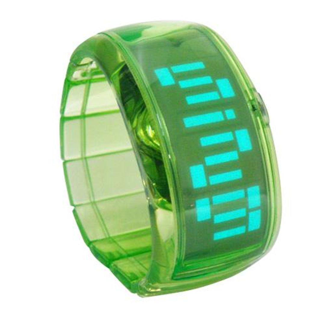 Светодиодные часы Браслет