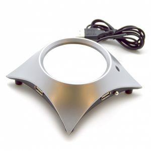 USB Подогреватель для чашки с хабом