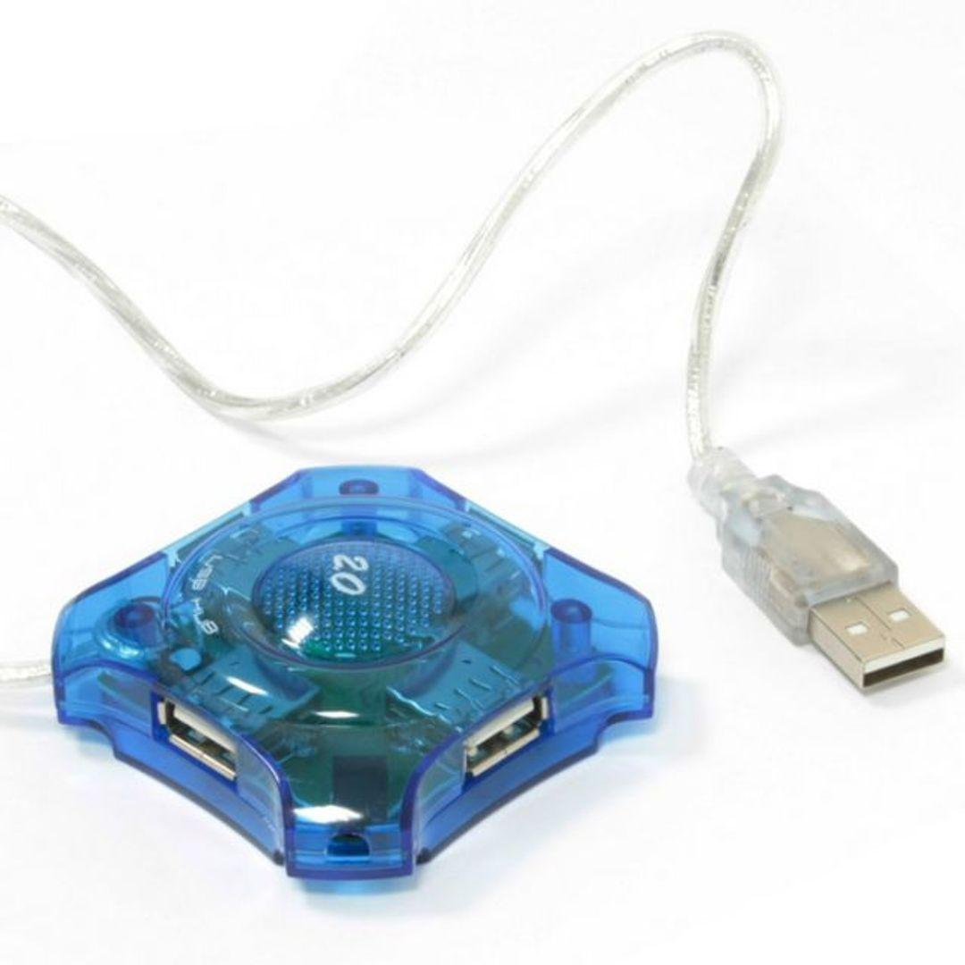 USB Хаб 004