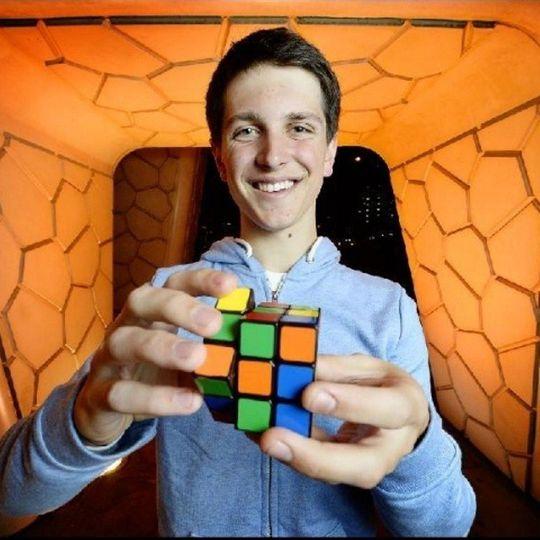 Кубик Рубика 3х3 (оригинальный)