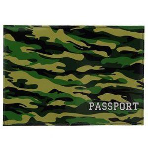 Обложка для паспорта Камуфляж