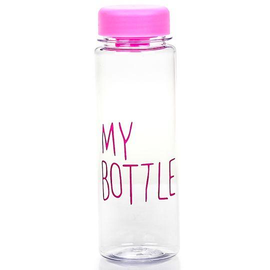 Бутылка My Bottle (Розовый)
