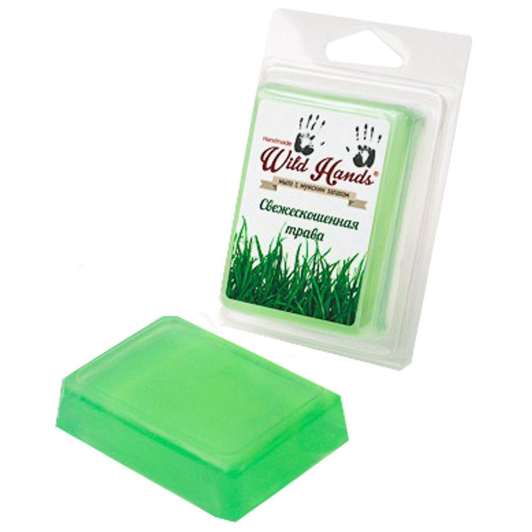 Мыло с мужским запахом Wild Hands