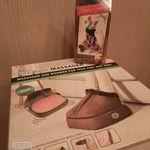 Массажер-грелка для ног Warm Massager (2 в 1) Отзыв