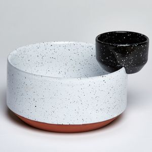 Чаша сервировочная Eclipse для салата и соуса