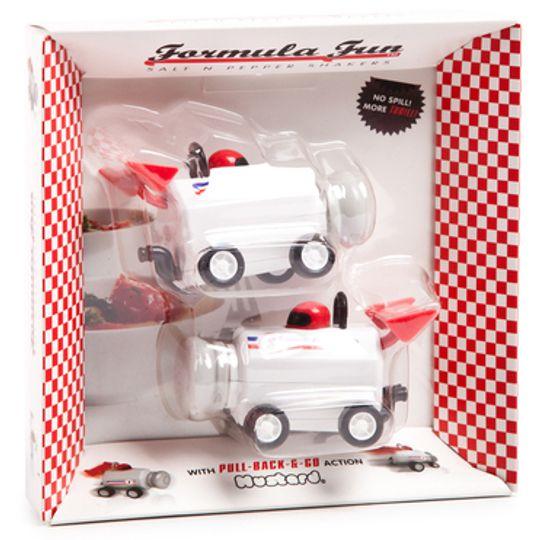 Солонка и перечница Formula Fun
