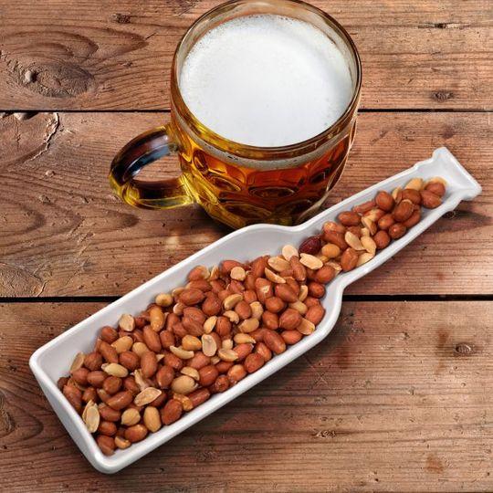 Емкость для закуски Бутылка Beer bites