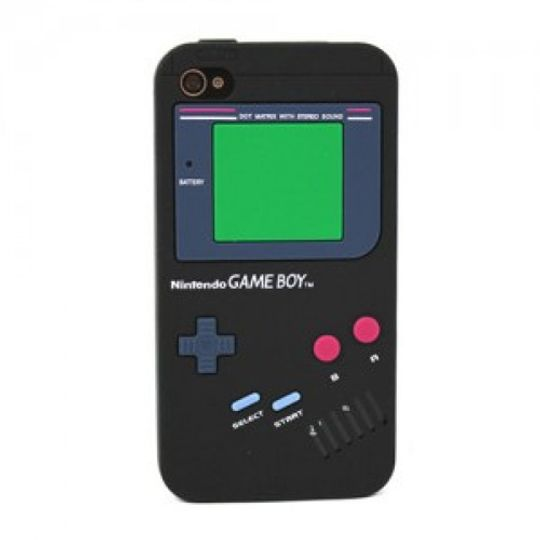 Чехол iPhone 4 Game Boy
