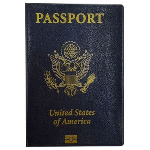 Обложка для паспорта United States of America