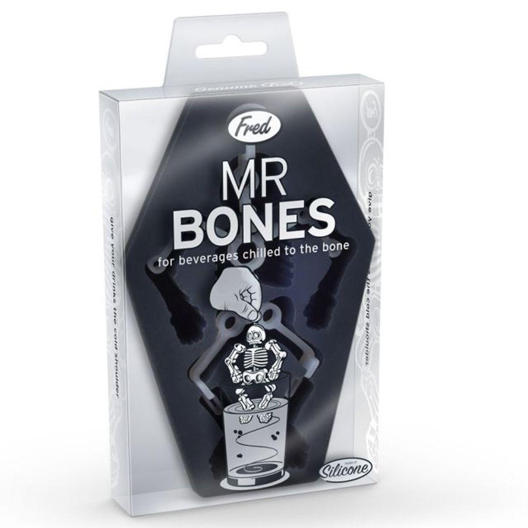 Форма для льда Скелет Mr Bones