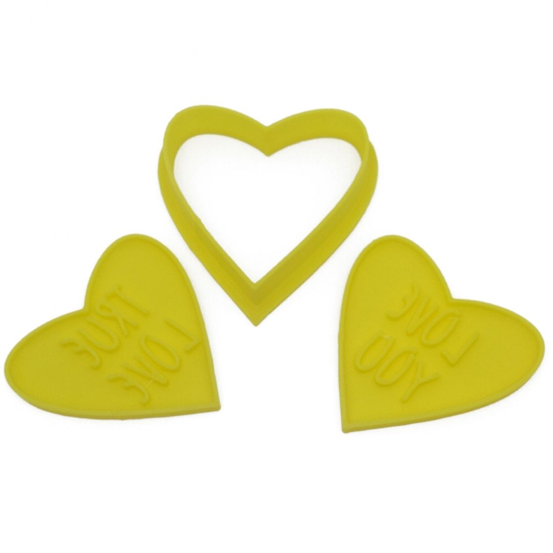 Форма для печенья True Love