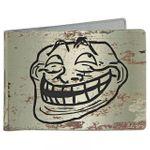 Обложка для зачетной книжки Trollface