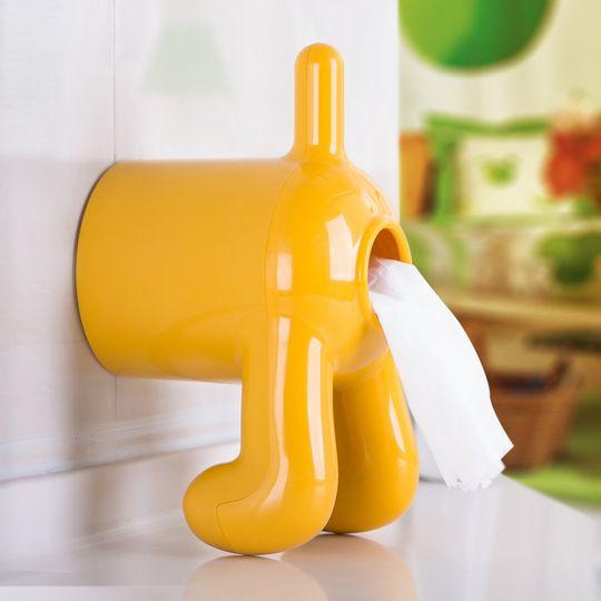 Держатель для туалетной бумаги Собачка