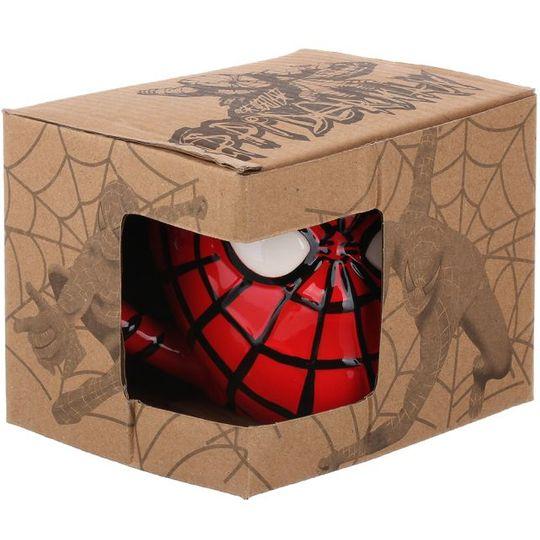 Кружка Человек-Паук Spiderman Упаковка