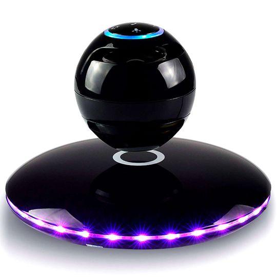 Левитирующая Bluetooth колонка Левитрон Levitating Speaker (Черный)