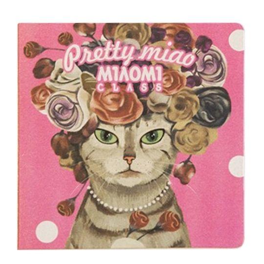 Открытка Prettymiao (Розовый)