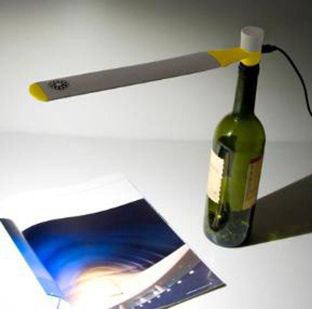 Лампа Пробка на бутылку