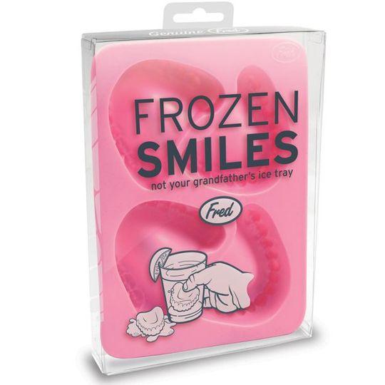 Форма для льда Челюсти Frozen Smiles