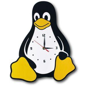 Часы настенные Linux