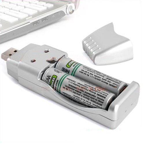 USB Зарядка для аккумуляторов