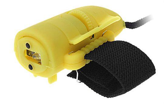 Мышь - напальчник Желтая