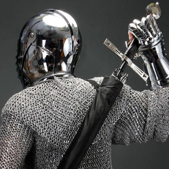 Зонт Меч рыцаря Камелот