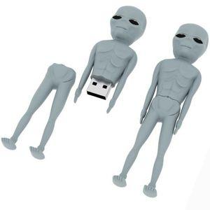 Флешка Инопланетянин Аннуак 8 Гб