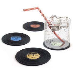 Подставки под чашку Виниловые пластинки The Coaster (4 шт)