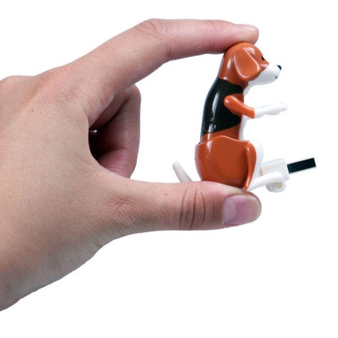 USB Похотливая собачка Бигль